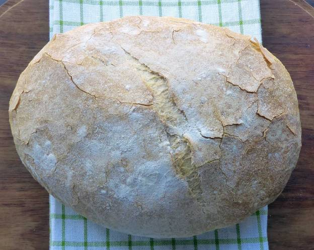 Pan en cazuela. CP.